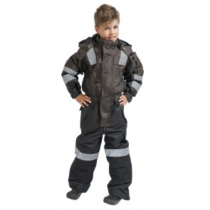 Thermal Coverall With Taped Seams