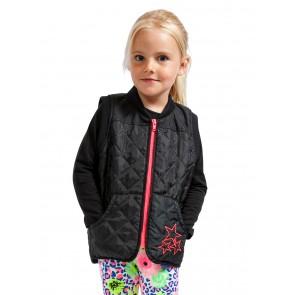 Black Thermal Waistcoat