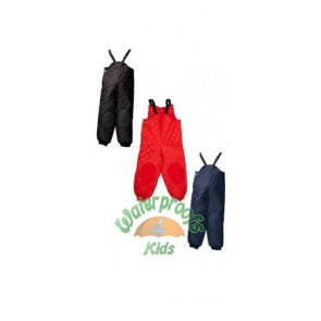 Thermal Bib & Brace Outdoor Overalls for Children