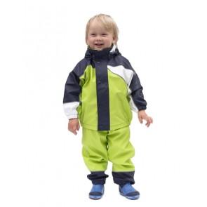 Elka Childrens Waterproof Suit Multi-Colour
