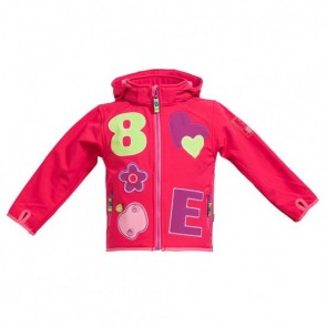 Elka Childrens Softshell Jacket