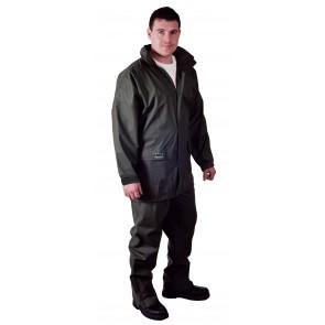 Vass-Tex 170 Lightweight And Flexible Waterproof Jacket With Hood